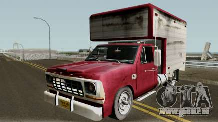 Ford F100 HQ pour GTA San Andreas
