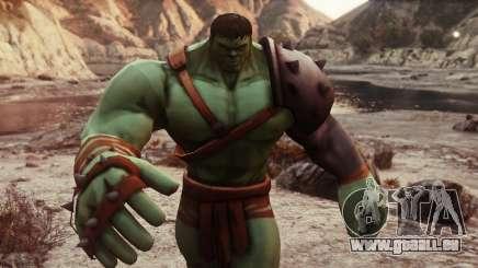 Gladiator Hulk (Planet Hulk) 2.1 pour GTA 5