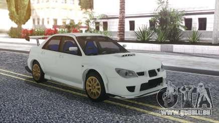 Subaru WRX Impreza für GTA San Andreas