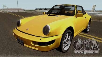 Porsche 911 Carrera 4 (964) (US-Spec) 1989 für GTA San Andreas