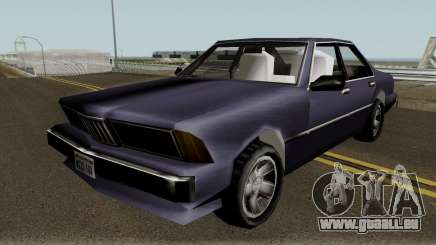 New Sentinel IVF pour GTA San Andreas