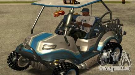 Fortnite Voiturette De Golf pour GTA San Andreas