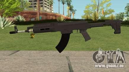 GTA Online Assault Rifle Mk.2 pour GTA San Andreas