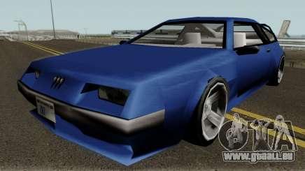 New Cadrona pour GTA San Andreas