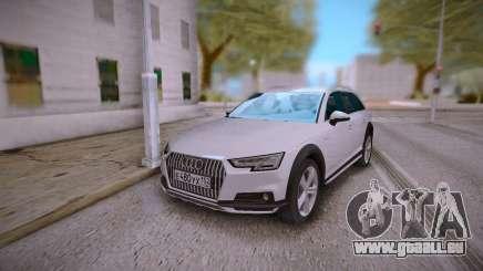 Audi A4 White für GTA San Andreas