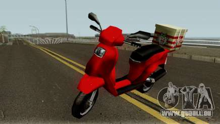New Pizzaboy pour GTA San Andreas