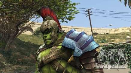Hulk Ragnarok 1.0 pour GTA 5