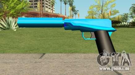 Silenced Blue pour GTA San Andreas