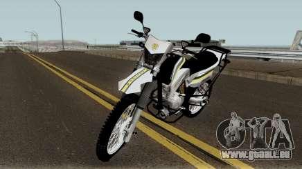 Yamaha Lander pour GTA San Andreas