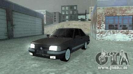 Volkswagen Apollo GLS (Escort MK4) pour GTA San Andreas