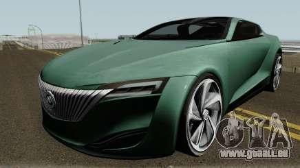 Buick Riviera Concept 2013 für GTA San Andreas