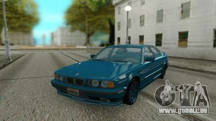 BMW Alpina B10 pour GTA San Andreas