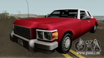 New Buccaneer IVF pour GTA San Andreas