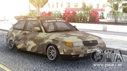 VAZ 21123 Niedrig für GTA San Andreas