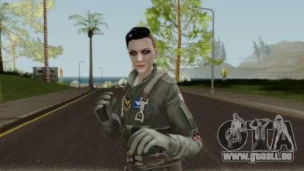 GTA Online Random Skin 6 USAF Pilot pour GTA San Andreas