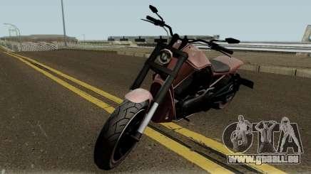 Western Nightblade & V-Rod Style GTA V pour GTA San Andreas