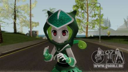 Kemono Friends Panther Chameleon pour GTA San Andreas