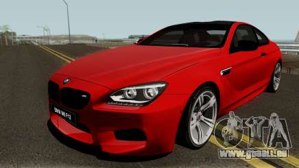 BMW M6 F13 StanceWorks für GTA San Andreas
