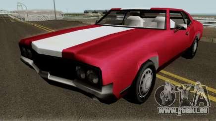 New Sabre IVF für GTA San Andreas