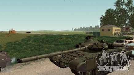 T-72B3 für GTA San Andreas