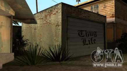 New Garage für GTA San Andreas