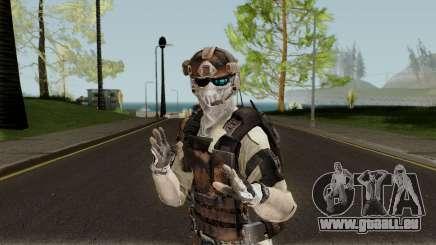 Ghost Recon Future Soldier pour GTA San Andreas