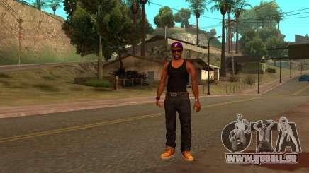 Partie 3 De L'Alliance Ballas pour GTA San Andreas