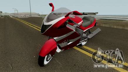 Shitzu Hackuchou GTA V für GTA San Andreas