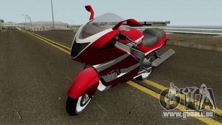 Shitzu Hackuchou GTA V pour GTA San Andreas