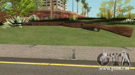 Mosin-Nagant 1891 Rifle pour GTA San Andreas