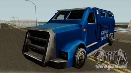 New Securicar pour GTA San Andreas