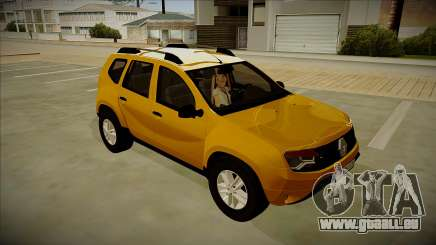 Renault Duster Stock pour GTA San Andreas