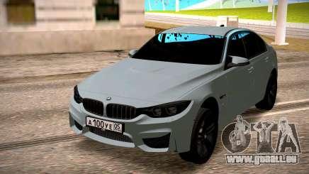 BMW M3 Stock pour GTA San Andreas