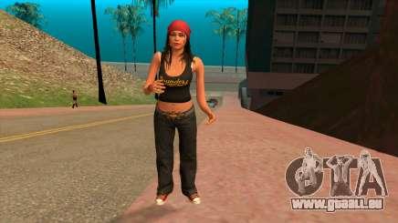 Participant 1 des gangs de Los Santos Vagos de GTA 5 pour GTA San Andreas