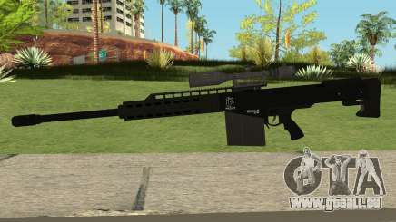 Heavy Sniper GTA 5 pour GTA San Andreas