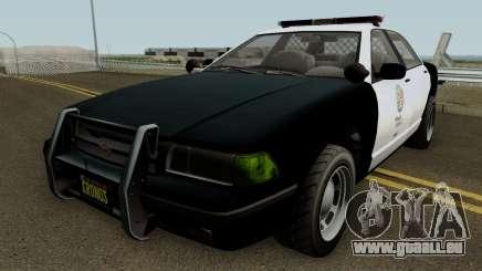 Police Cruiser GTA 5 für GTA San Andreas