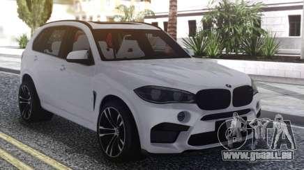 BMW X5M Offroad pour GTA San Andreas