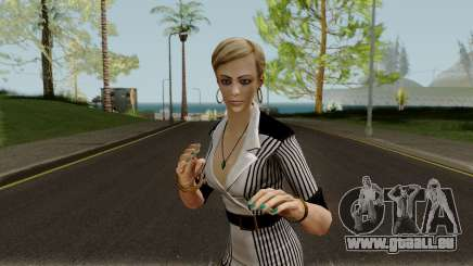 Tracy from Batman Arkham City pour GTA San Andreas