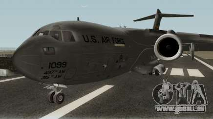 Boeing C-17A Globemaster III pour GTA San Andreas
