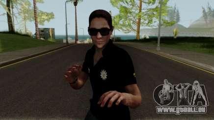 Skin Agent Policia Civil pour GTA San Andreas
