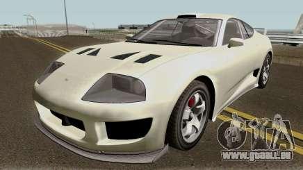 Dinka Jester Classic or F&F GTA V IVF für GTA San Andreas