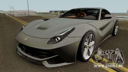 Ferrari F12 Berlinetta 2012 für GTA San Andreas