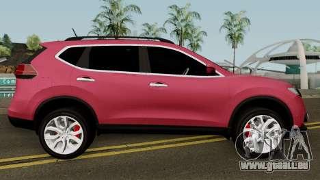 Nissan X-Trail 2014 für GTA San Andreas