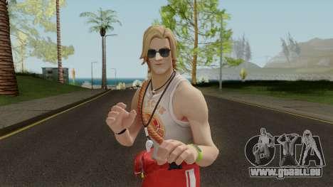 Fortnite Sun Tan Specialist pour GTA San Andreas