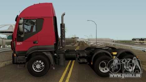 Iveco Trakker Cab High 6x4 für GTA San Andreas