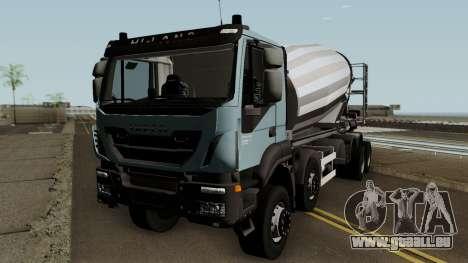 Iveco Trakker Cement 10x6 für GTA San Andreas