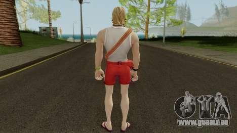 Fortnite Sun Tan Specialist pour GTA San Andreas troisième écran