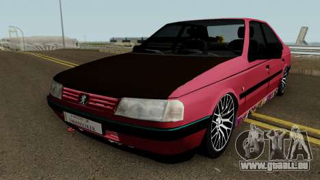 Peugeot 405 GLX für GTA San Andreas