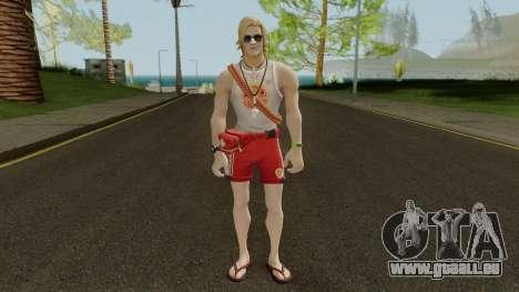 Fortnite Sun Tan Specialist pour GTA San Andreas deuxième écran
