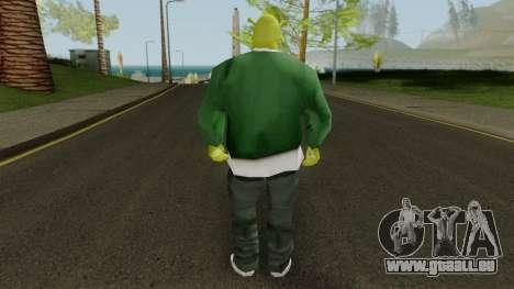 Shrek GSF pour GTA San Andreas troisième écran
